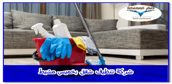 صورة شركة تنظيف شقق بخميس مشيط