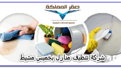 صورة شركة تنظيف منازل بخميس مشيط